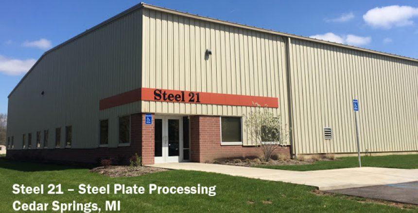 steel21building